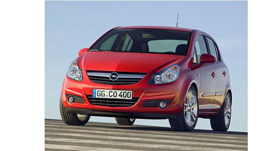 L'Opel Corsa à moins de 8000 euros !