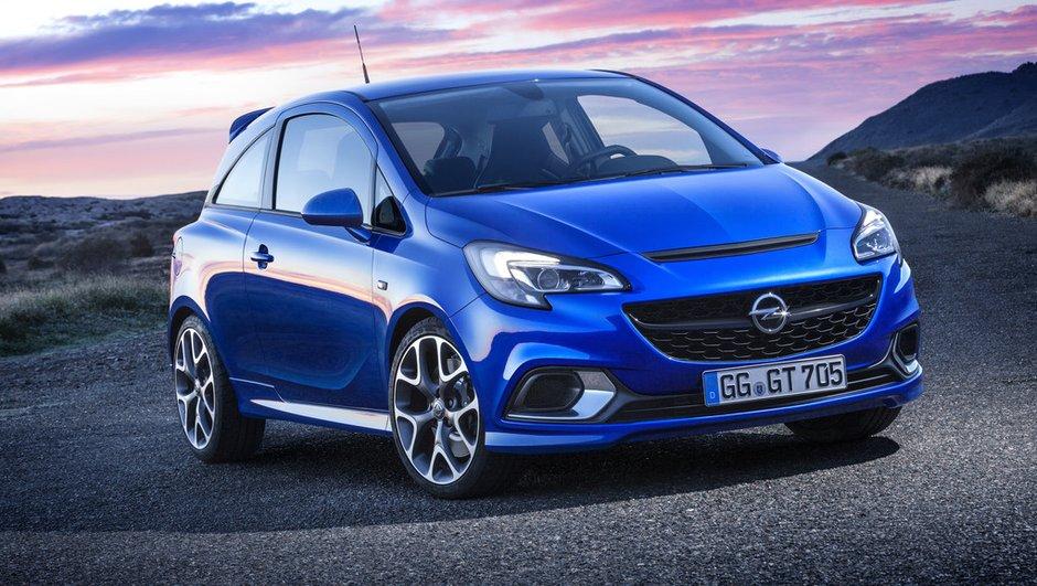 Nouvelle Opel Corsa OPC 2015 : 207 chevaux pour chasser les petites GTI