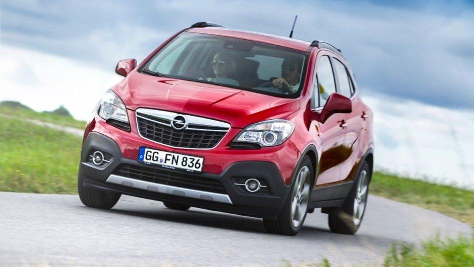 Opel Mokka : prix à partir de 18.990 euros