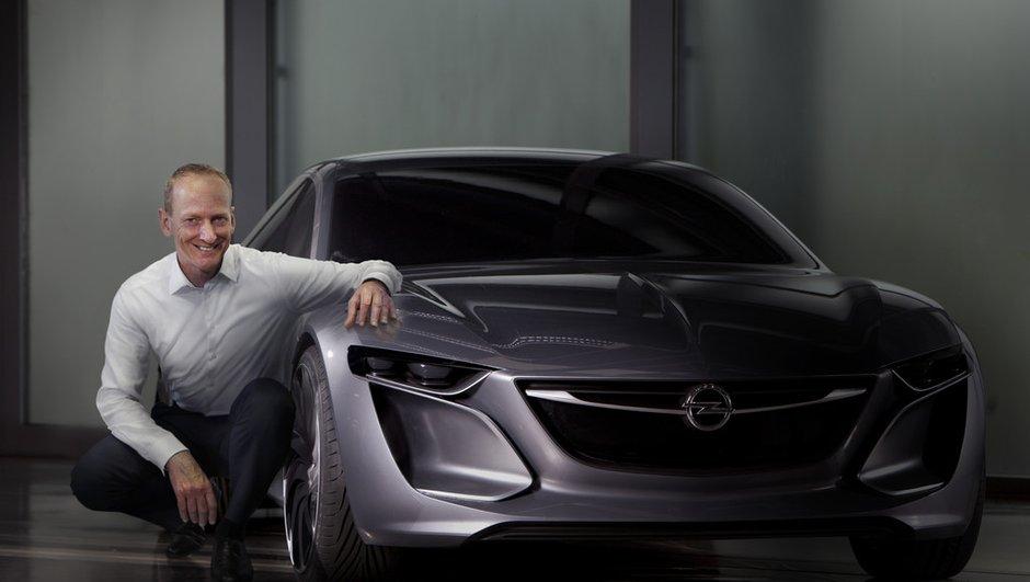 Salon de Francfort 2013 : Opel Monza Concept, photo et vidéo
