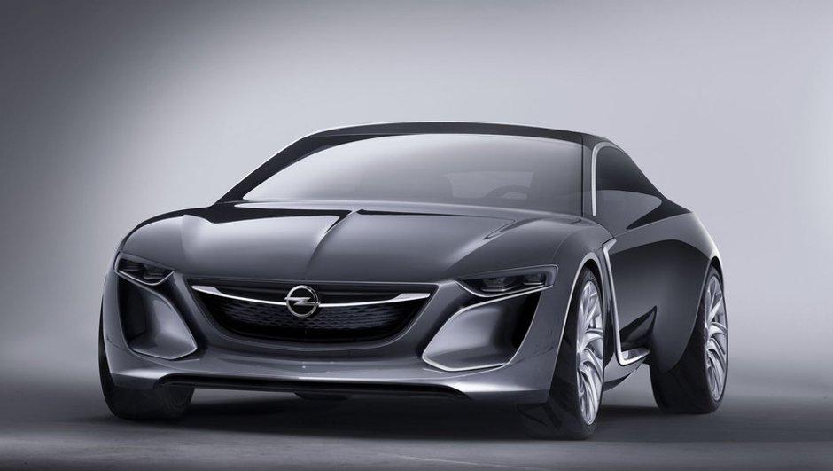 Opel Monza Concept 2013 : l'élégant break de chasse en photos et vidéo