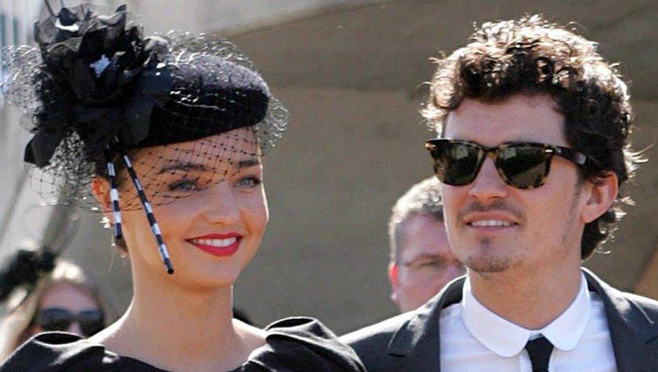 Orlando Bloom et Miranda Kerr bientôt parents ?