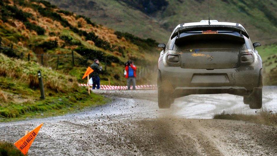 Rallye WRC de Grande Bretagne 2014 : Ogier toujours en tête, Ostberg double Hirvonen