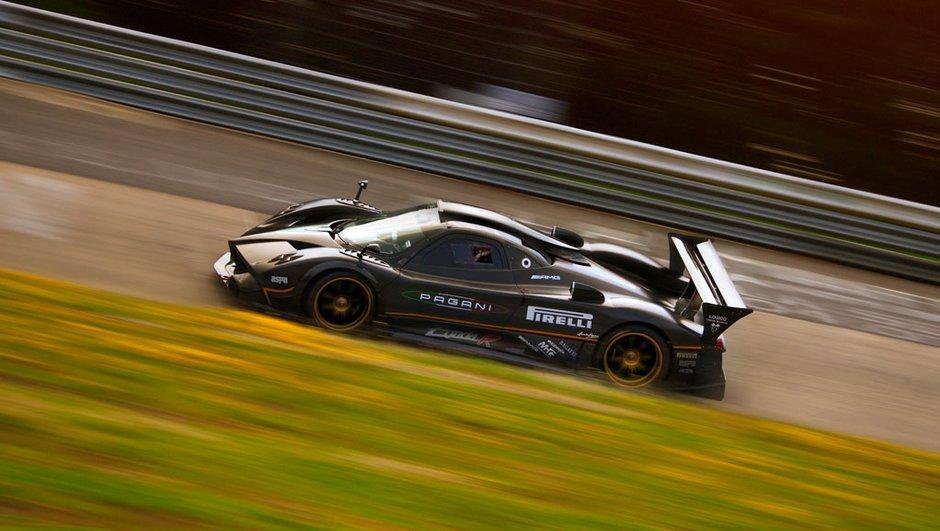 Top 10 : les voitures les plus rapides au Nürburgring