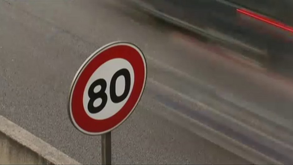 """Limitation à 80 km/h : Manuel Valls veut expérimenter """"plusieurs départements"""""""