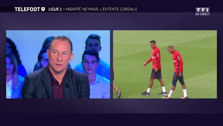 """[EXCLU Téléfoot 10/09] - Papin : """"Mbappé est l'avenir du football français"""""""