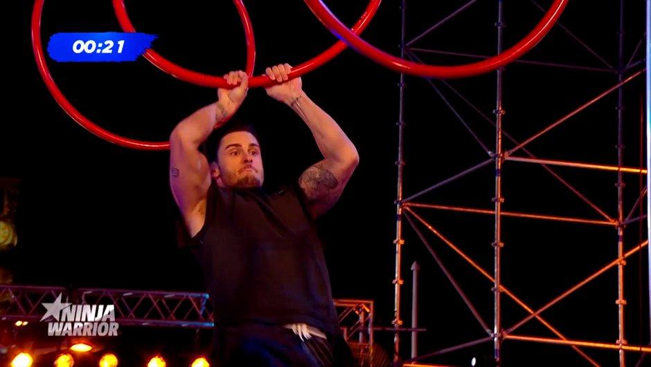 Ninja Warrior : Découvrez l'objectif que Baptiste Giabiconi s'est fixé
