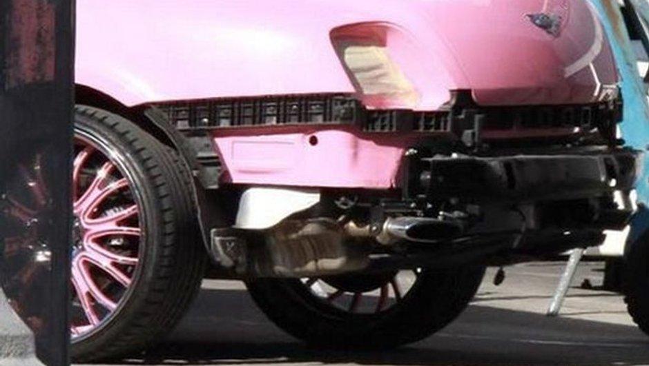People : Paris Hilton a crashé sa Bentley
