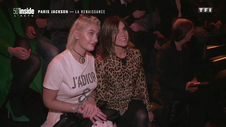 Télévision, shooting… La nouvelle vie de Paris Jackson