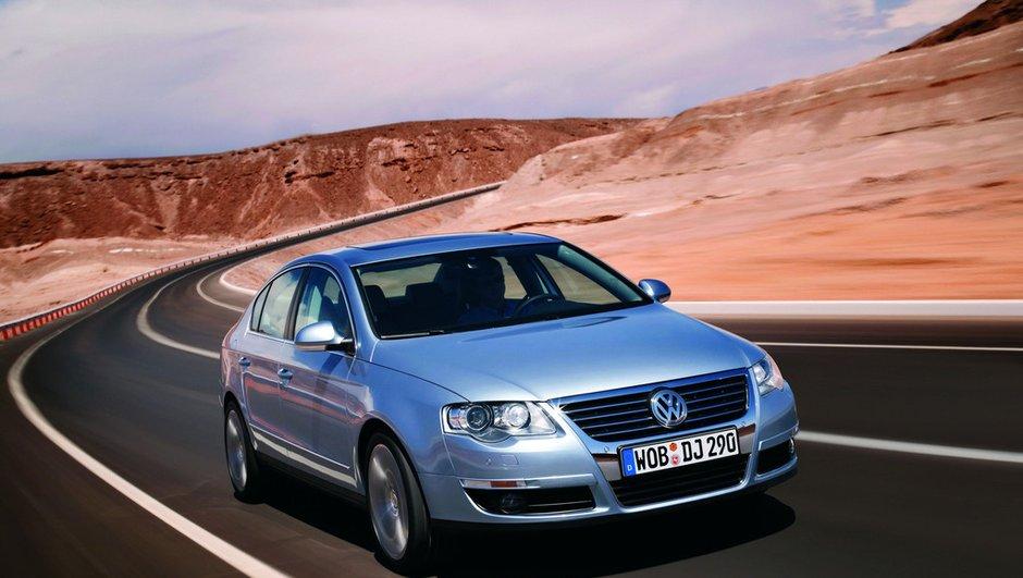 Mondial de l'Auto 2010 : la nouvelle Volkswagen Passat en avant-première mondiale