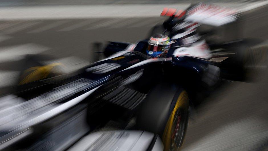 F1 - GP d'Europe : Maldonado plus rapide aux essais 1