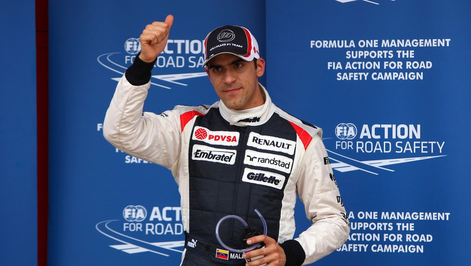 F1 - GP de Monaco : Maldonado n'aurait pas dû y être