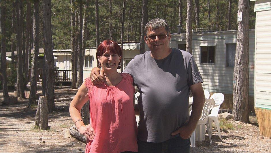 Patricia et Giani, les candidats du jeudi !