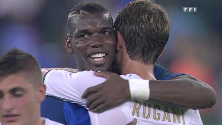 Italie-France : Les quatre buts de la rencontre en vidéo !