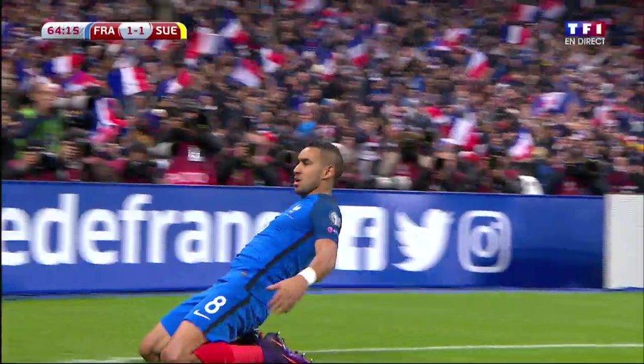 France - Suède : Payet donne l'avantage aux Bleus (2-1) !