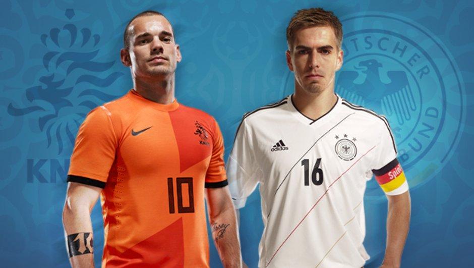 Allemagne - Pays-Bas : le match de la peur