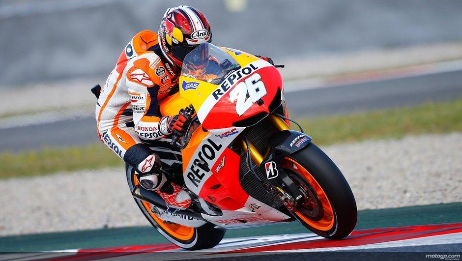 MotoGP - GP de Catalunya : la grille de départ