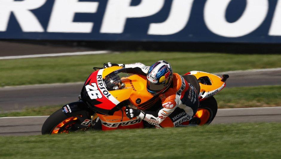 MotoGP - Indianapolis : la grille de départ