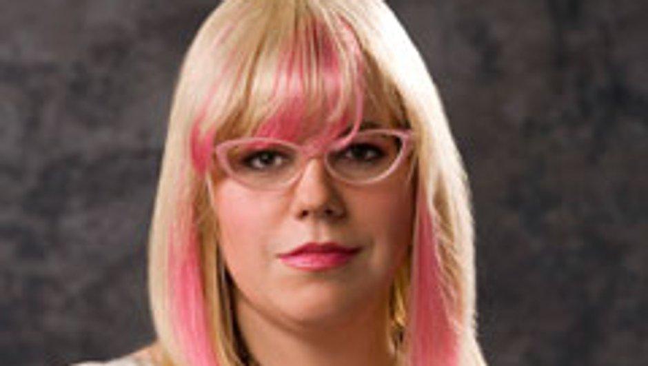 Esprits Criminels : Kirsten Vangsness (Penelope Garcia) à Monte-Carlo