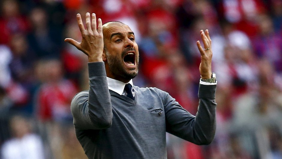 Bayern Munich : Pep Guardiola pourrait devenir l'entraîneur de Manchester City
