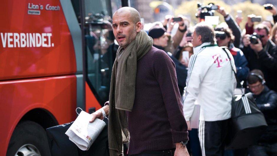 """Bayern Munich - Guardiola : """"Je dois vivre avec ce triplé"""""""