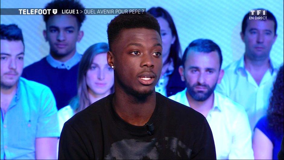 Info Téléfoot  02/09 : Arsenal suit Nicolas Pépé