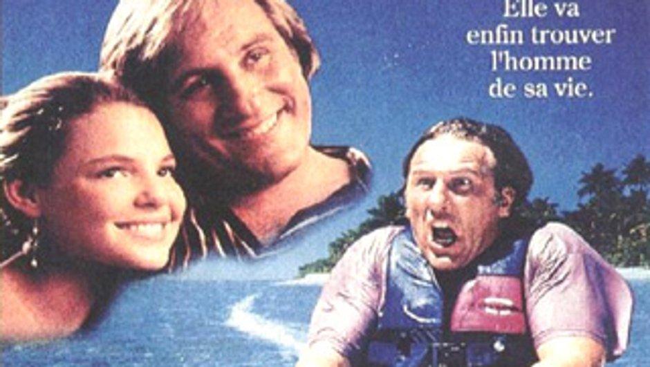 La petite Izzy a joué avec Gérard Depardieu