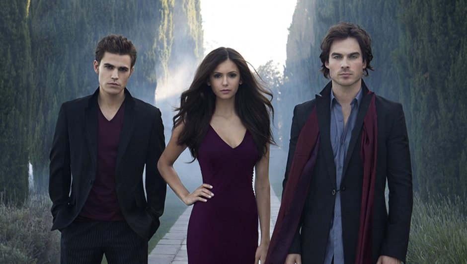 The Vampire Diaries : Damon et Stefan dans la tourmente