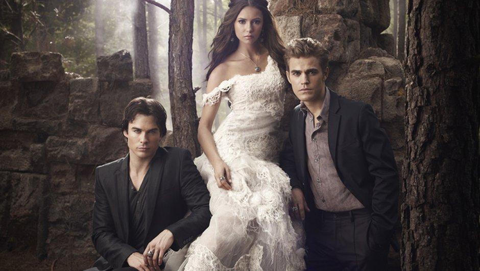 The Vampire Diaries : Nina Dobrev, plutôt Elena ou Katherine ?