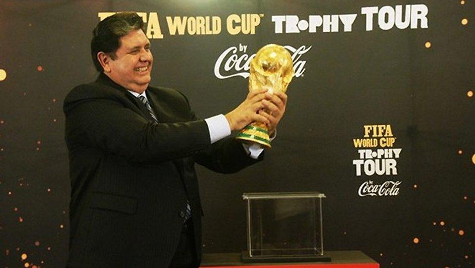 Le Trophy Tour quitte l'Amérique du Sud