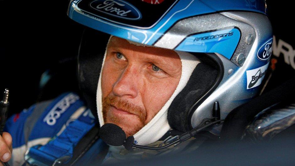 WRC : Petter Solberg renonce à la saison 2013