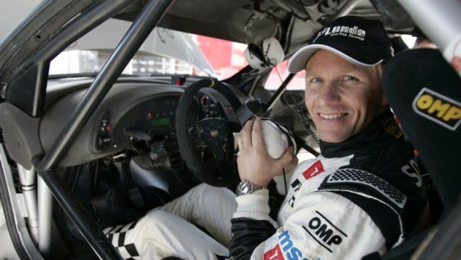 Rallye WRC : Petter Solberg chez Ford en 2012