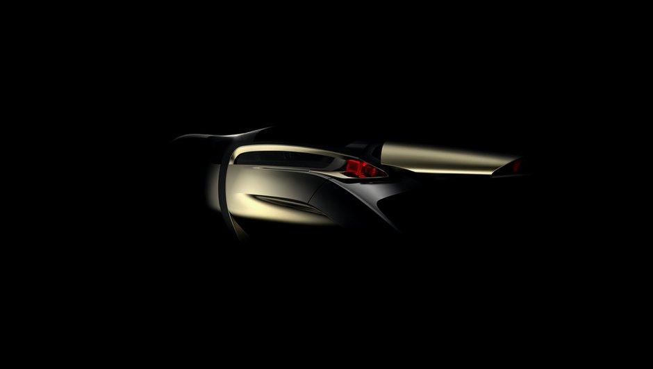 Mondial de l'Auto 2010 : Peugeot continue le teasing de son concept-car surprise