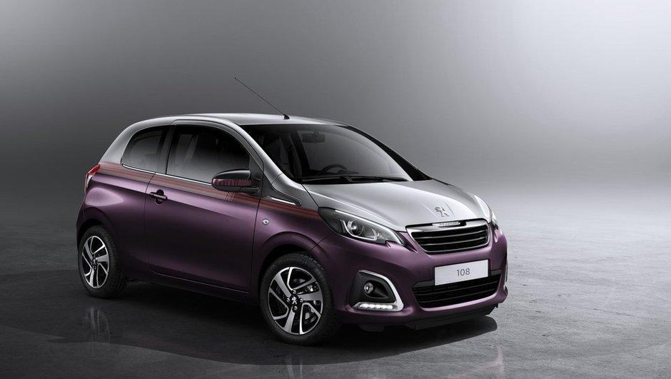 Nouvelle Renault Twingo contre Peugeot 108 : déjà un duel choc