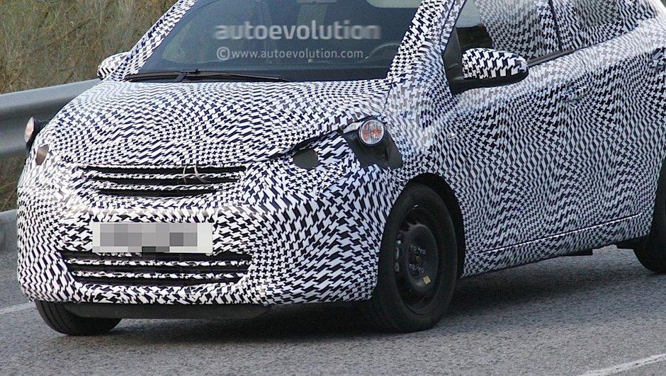 Peugeot 108 : la petite citadine sera présentée au Salon de Genève 2014
