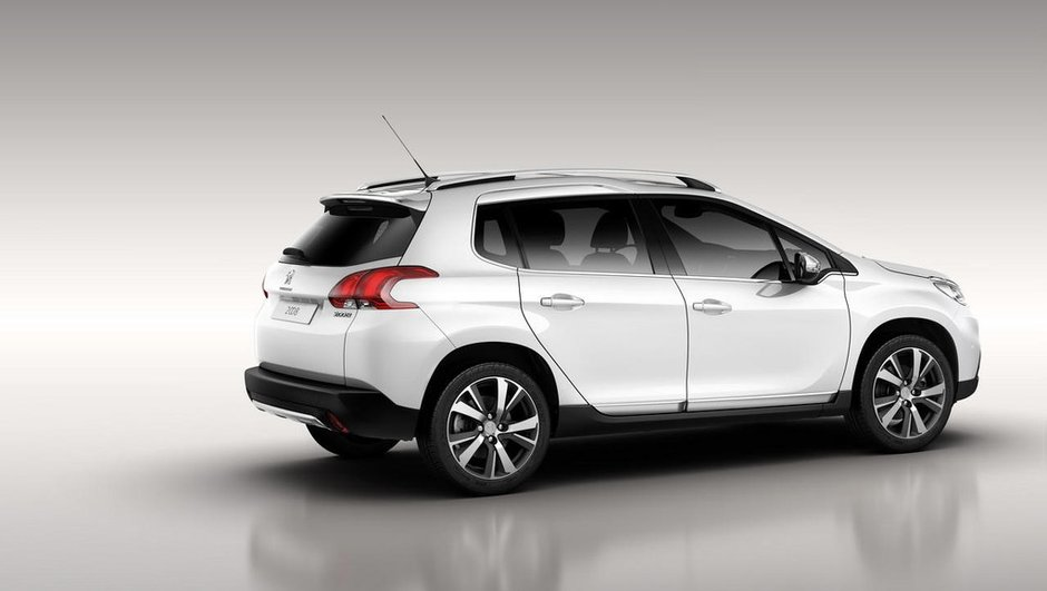 Peugeot 2008 : du concept à la réalité