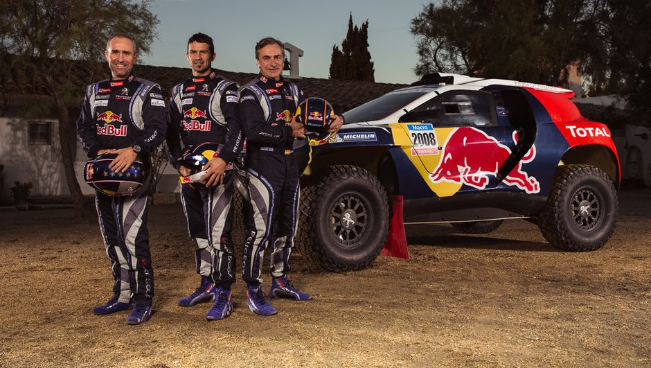 Dakar 2015 : le retour de Peugeot, Roma versus Peterhansel et Coma un peu seul