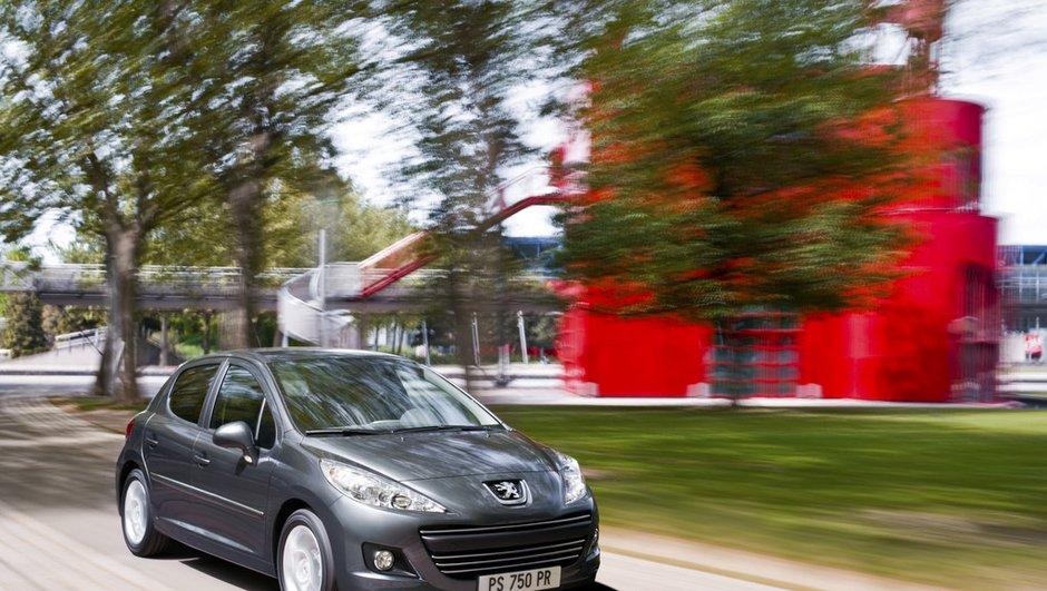 Ventes de voitures en France : retour sur l'année 2010