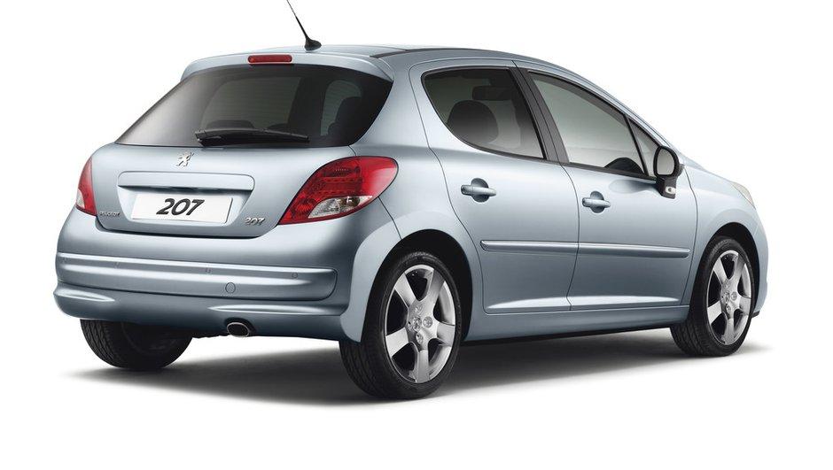 PSA Peugeot Citroën : baisse des ventes en 2011