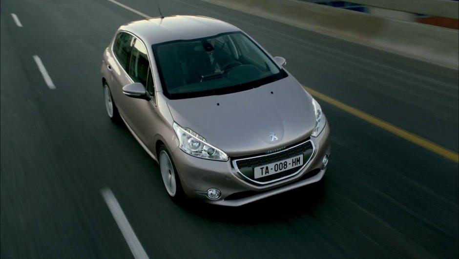 Vidéo : voici la nouvelle Peugeot 208