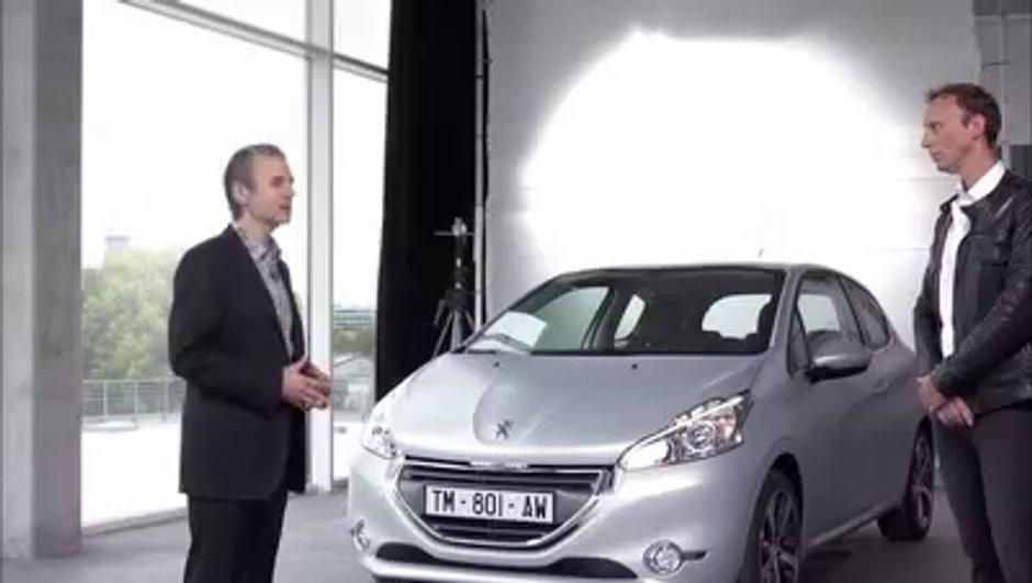 Peugeot 208 : le design expliqué par ses créateurs