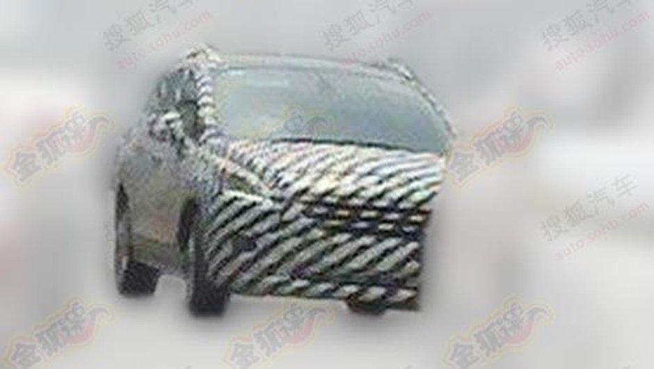Scoop : Peugeot 3008 restylé, premières photos