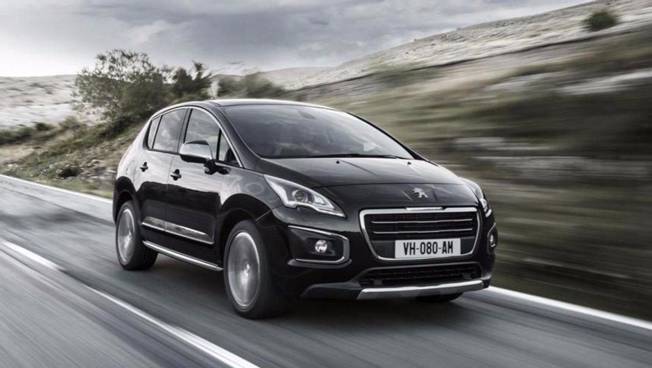 Peugeot 3008 restylé : un millésime 2013 au faciès plus élégant
