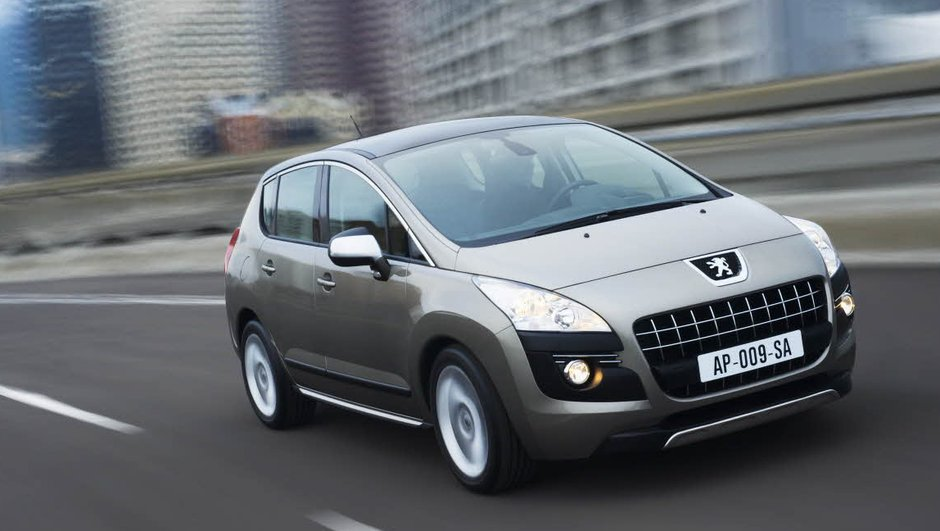 Peugeot 3008 : le crossover est prêt