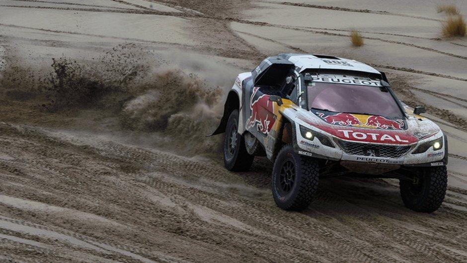 Dakar 2017 : Peterhansel et Peugeot, imbattables et au-dessus du lot