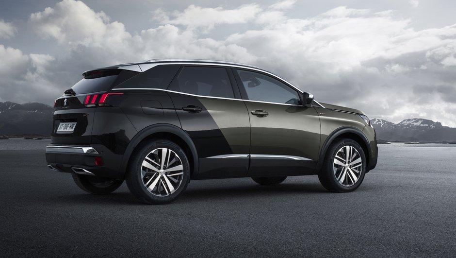 Le Peugeot 3008 hybride rechargeable arrivera en 2019 avec… 300 chevaux !