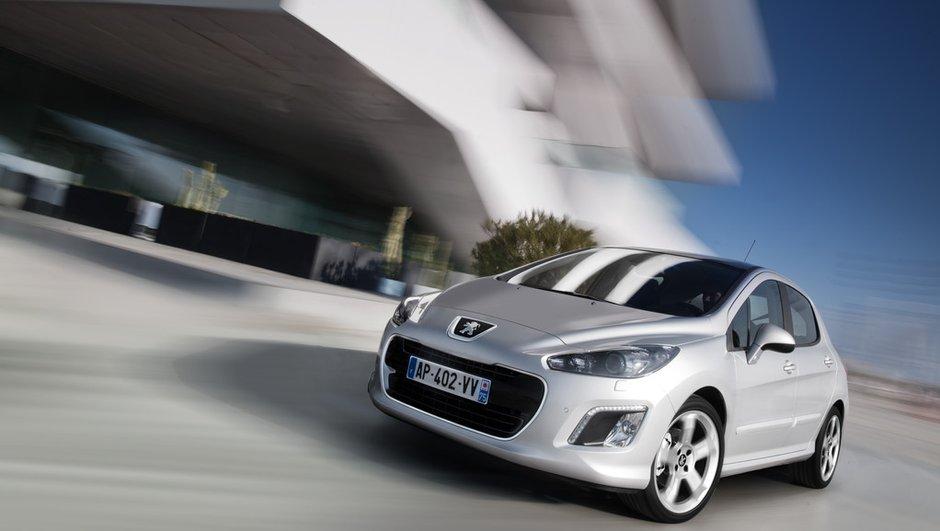 Voici la nouvelle Peugeot 308 !