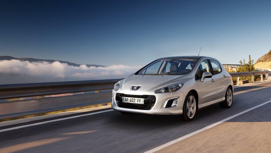 La nouvelle Peugeot 308 dévoilée avant le salon de Genève