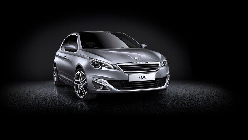 Nouvelle Peugeot 308 : prix à partir de 17.800 euros