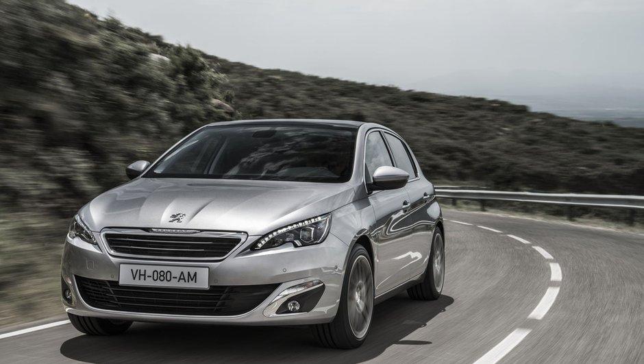 Salon de Genève 2014 : La Peugeot 308 désignée Voiture de l'Année en Europe